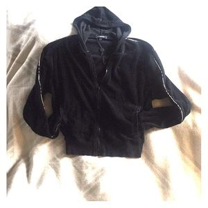 BURBERRY Hooded Sweatshirt